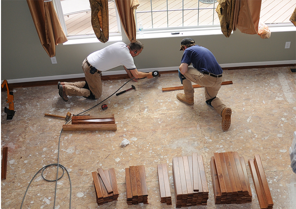 Welcome To Southern Hardwood Floors